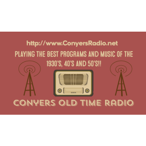 Listen to Big Band Music on Conyers Old Time Radio on TuneIn