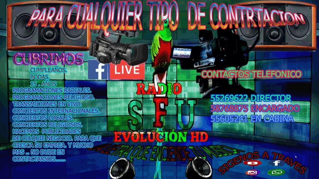 Radio evolución s.f.u hd