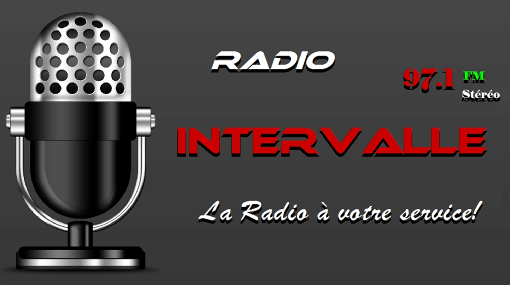 Radio Intervalle 97.1 FM Stereo - AQUIN, Haiti!