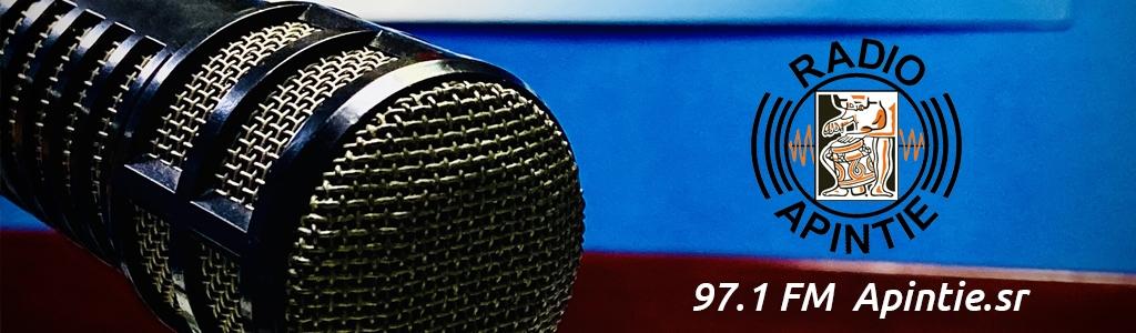 Radio Apintie Suriname - Powered by Bombelman.com