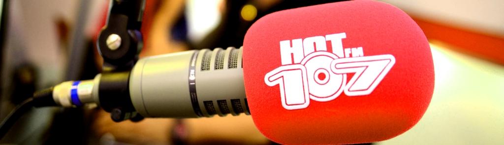 Rádio Hot107 (107.7 FM)