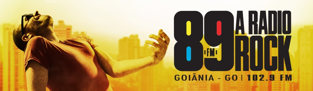 89 FM A Rádio Rock (Goiânia)