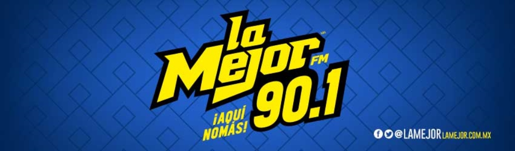 La Mejor 90.1 FM Mérida