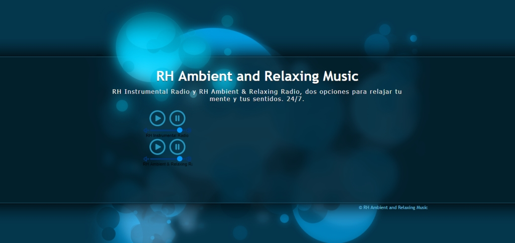 RH Ambient & Relaxing Music