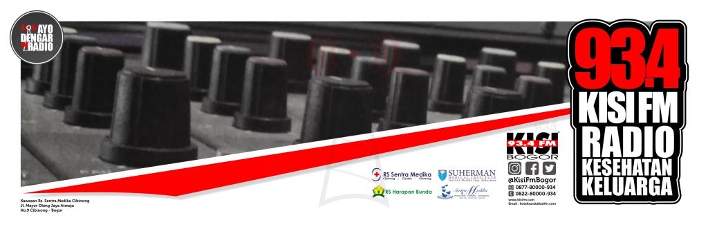 KISI 93,4 FM Bogor
