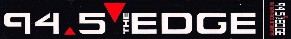 94.5 The Edge