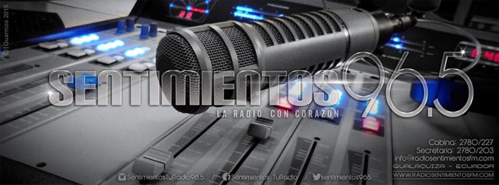 Radio Sentimientos 96.5