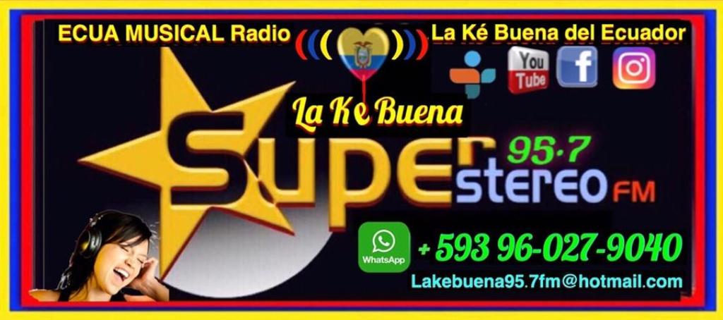 ECUA MUSICAL Radio