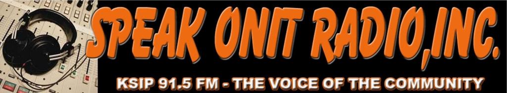 Speak Onit Radio, Inc.