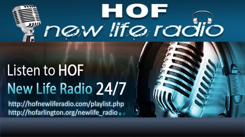 HOF Newlife Radio