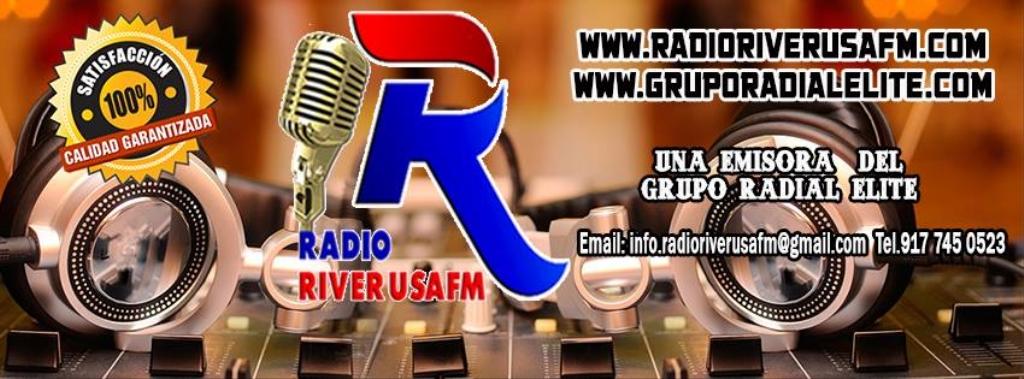 Radioriverusafm una estacion de Grupo Radial Elite