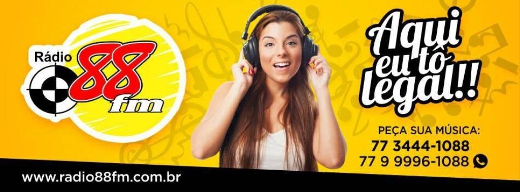 Rádio 88 FM (Livramento de Nossa Senhora)