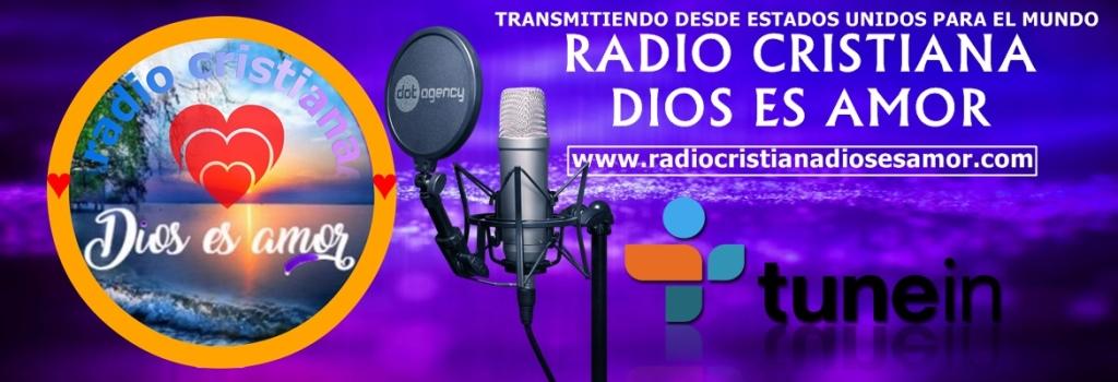 Radio Cristiana Dios es Amor