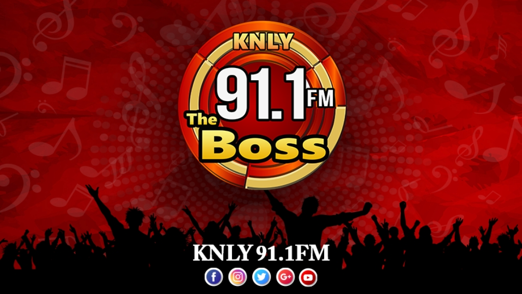 91.1FM The Boss