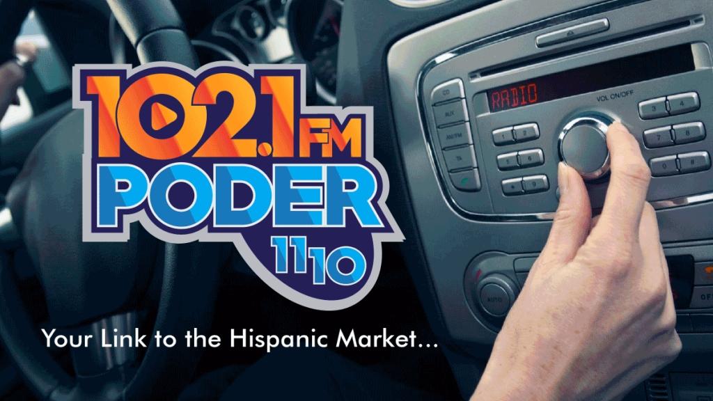 Poder 1110 & 102.1 FM