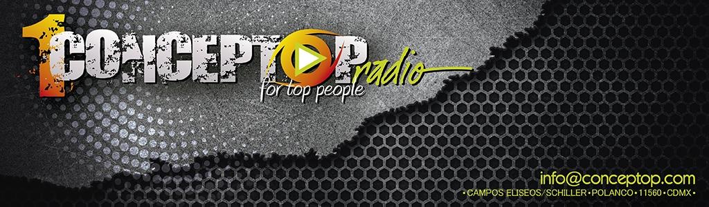 Conceptop-radio
