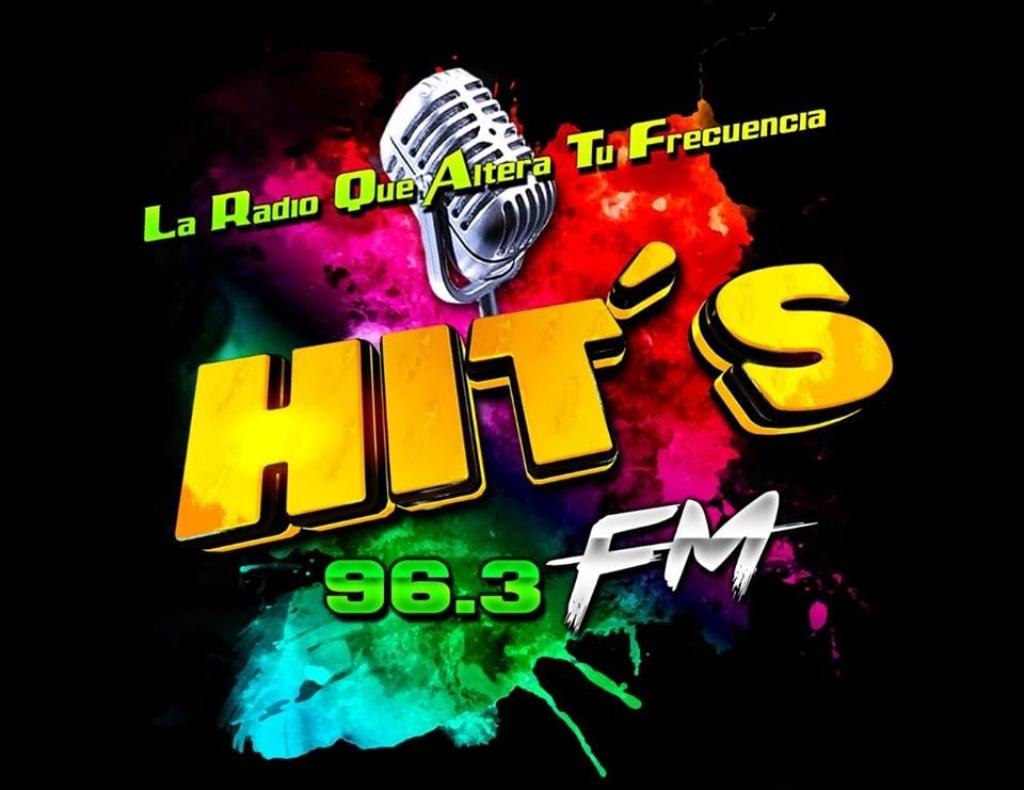 HIT´S 96.3 FM.