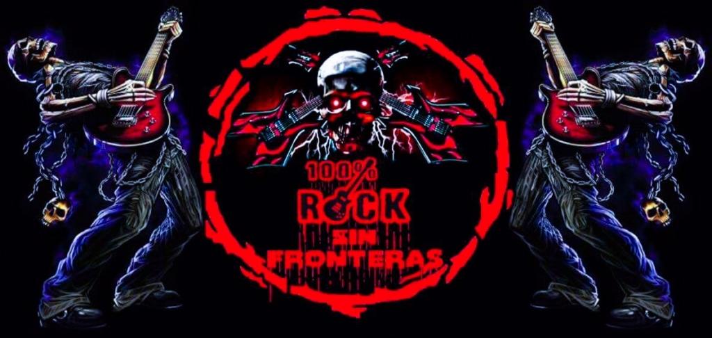 100%Rock Sin Fronteras