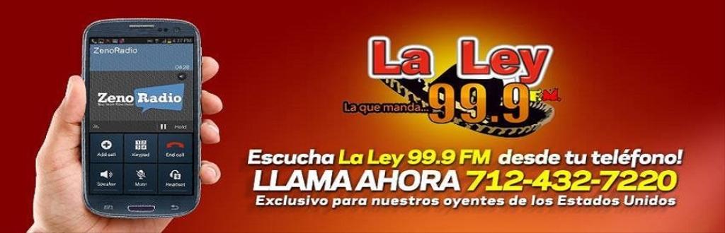 Radio La Ley 99.9 FM