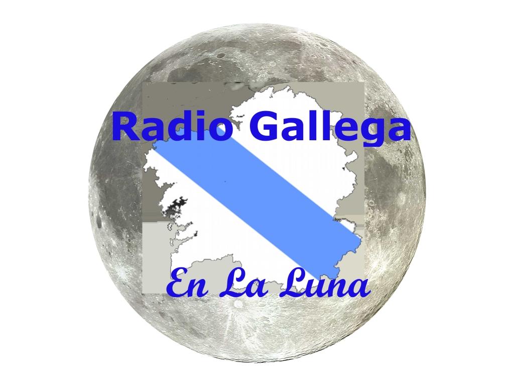 Radio Gallega en la Luna