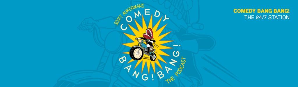 Comedy Bang Bang!: The 24/7 Station