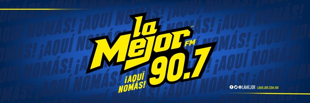 La Mejor 90.7 FM Tijuana