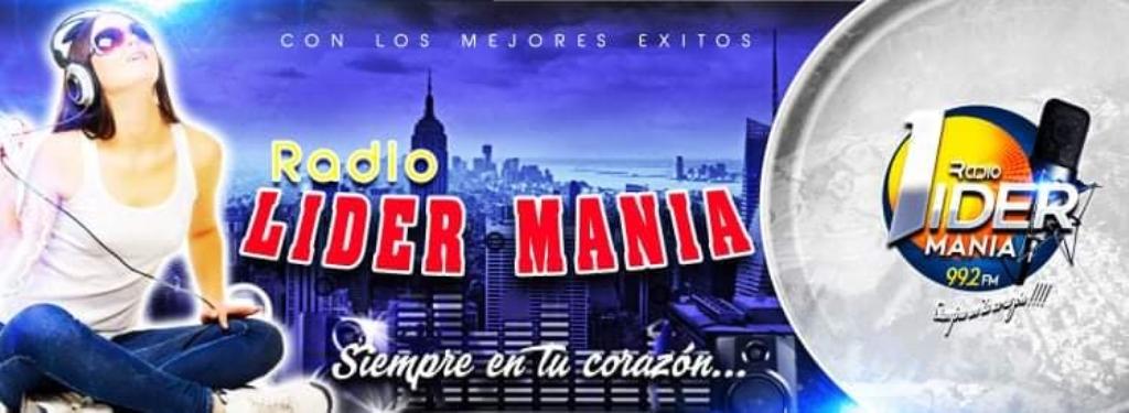 Radio Líder Manía