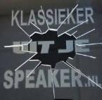 Klassiekeruitjespeaker