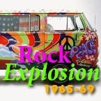 Calm Radio – Rock Explosion 1965 – 69