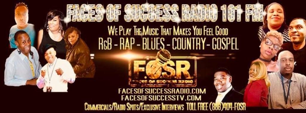FACES OF SUCCESS RADIO 101 FM