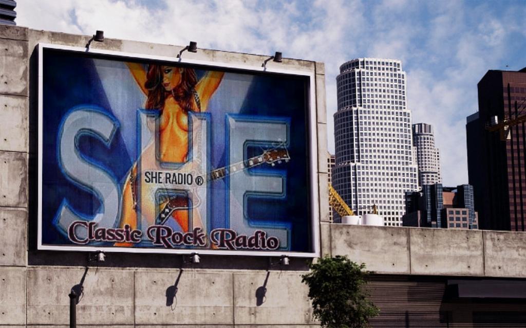SHE RADIO - CLASSIC ROCK MIAMI