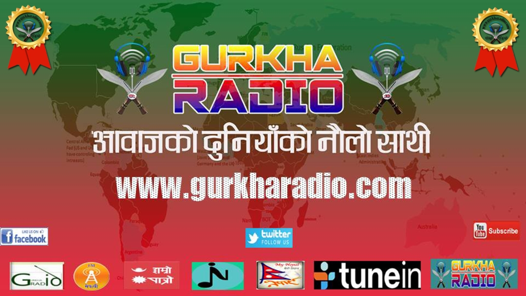 Gurkha Radio London