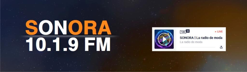 SONORA | La radio de moda