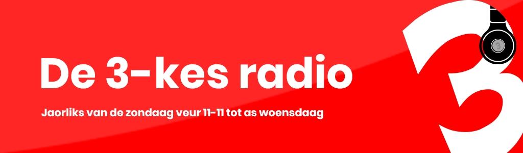 De 3-kes Radio