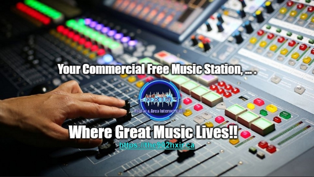 The 902 ~ HXIR - Halifax & Area Internet Radio   Free