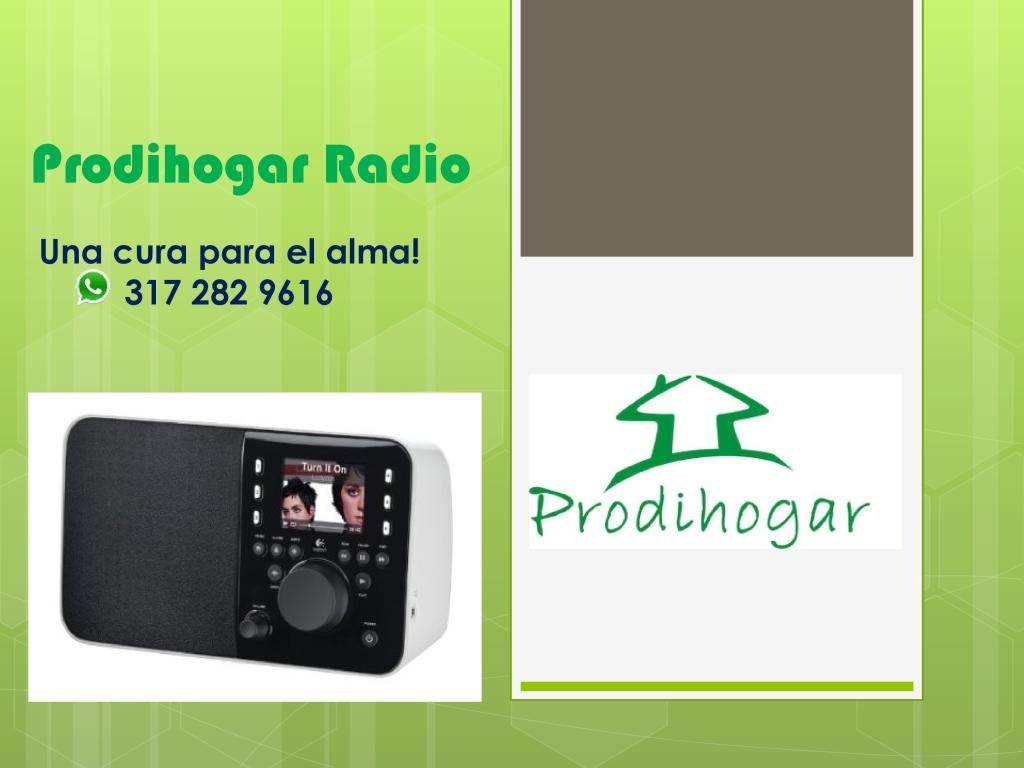 PRODIHOGAR Radio