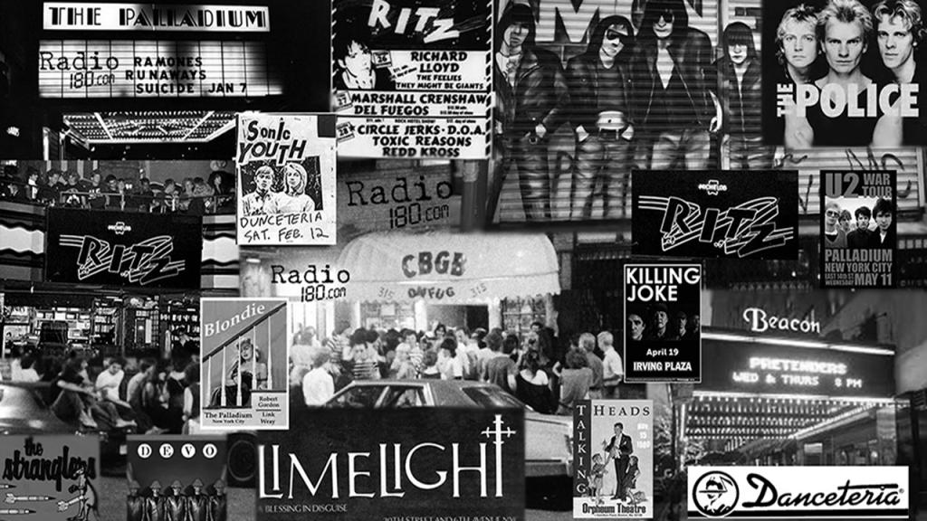 Radio 180 New Wave 80's Classic's