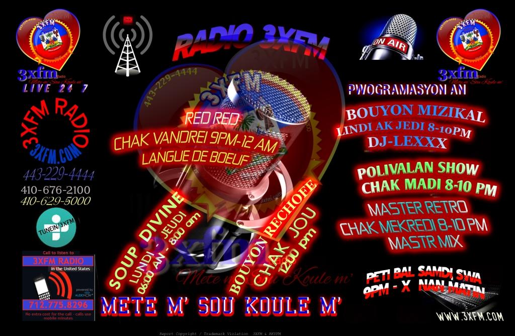 3XFM RADIO