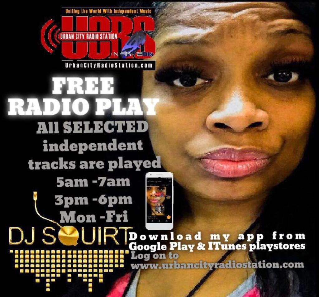 Urban City Radio Station
