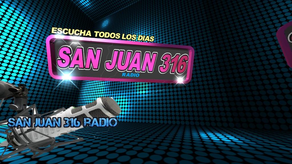 San Juan 316 Radio