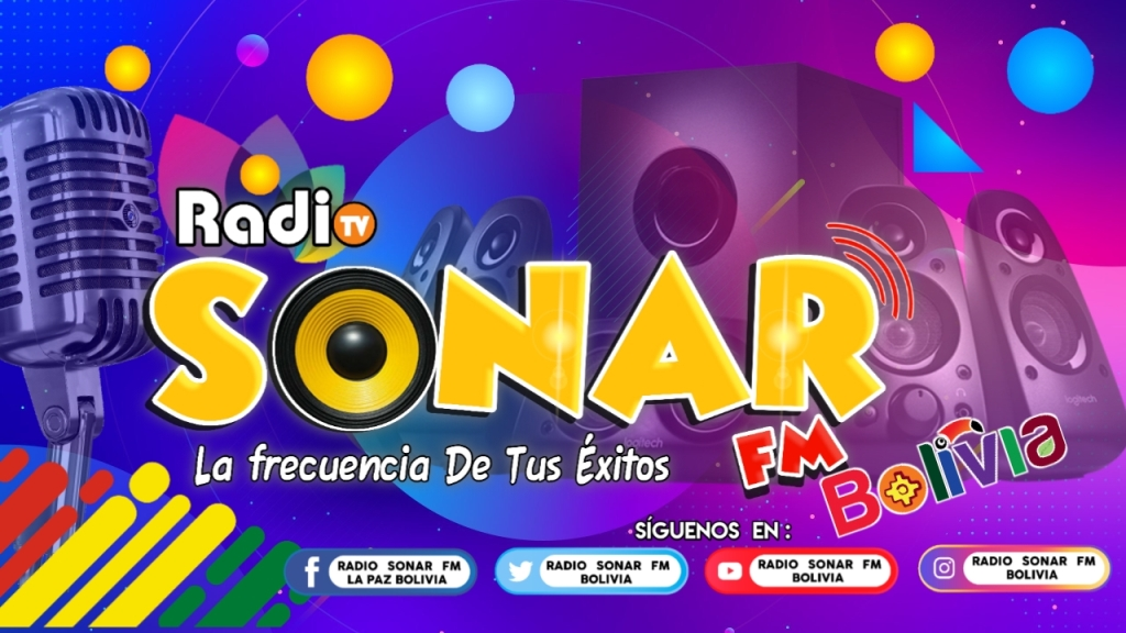 RADIO SONAR FM LA PAZ BOLIVIA