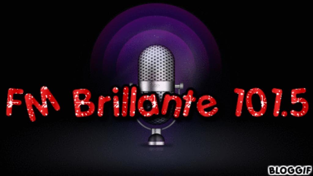 101.5 Brillante on line