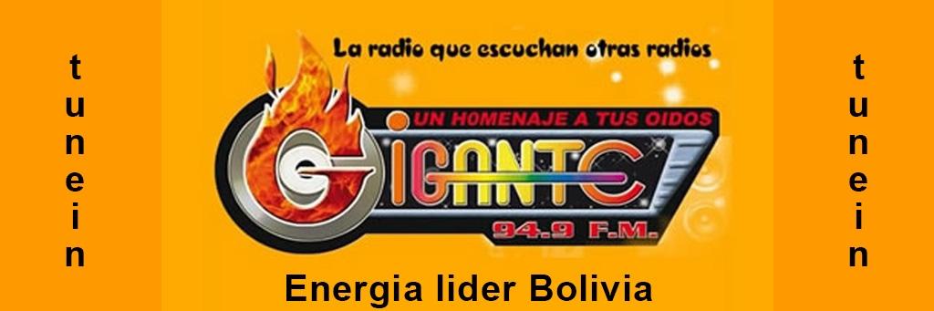 Radio Gigante fm en Vivo