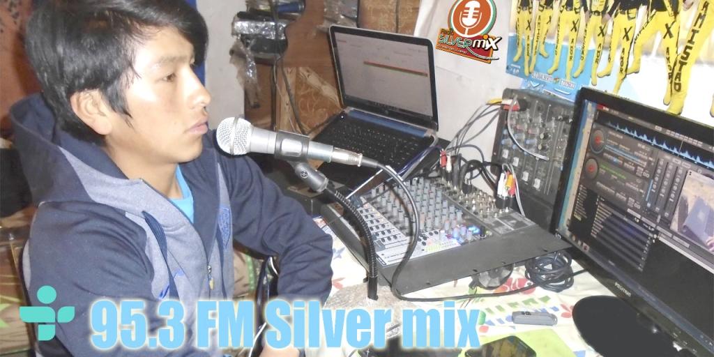 95.3 fm Radio Silver mix