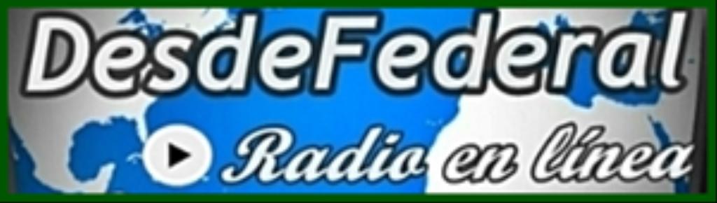 Desde Federal Radio en linea