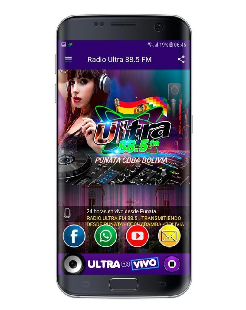 RADIO ULTRA FM 88.5