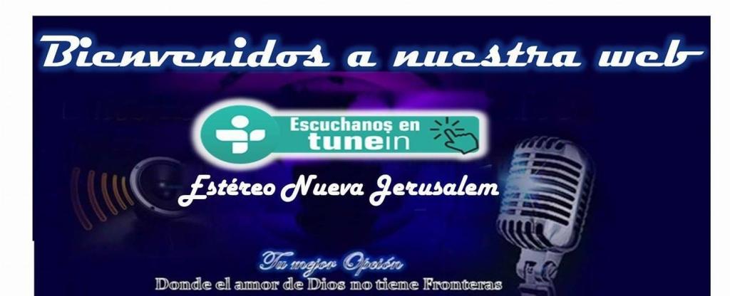 Estereo Nueva Jerusalem Guatemala