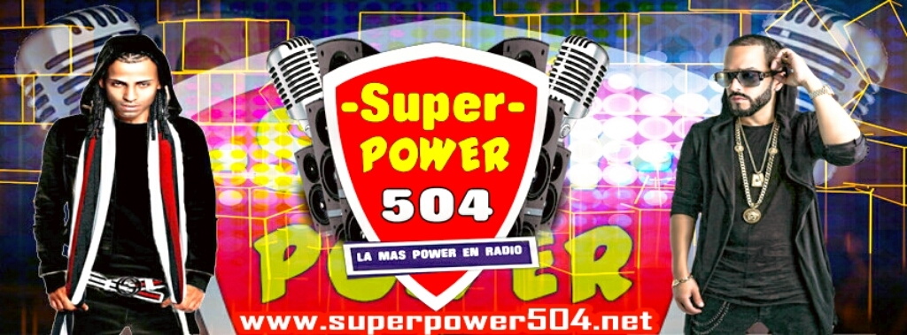 RADIO SUPER POWER 504