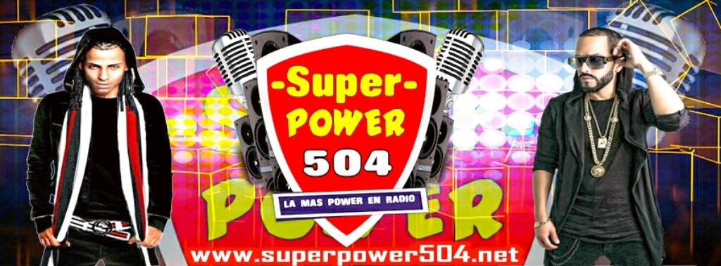 RADIO SUPER POWER 504