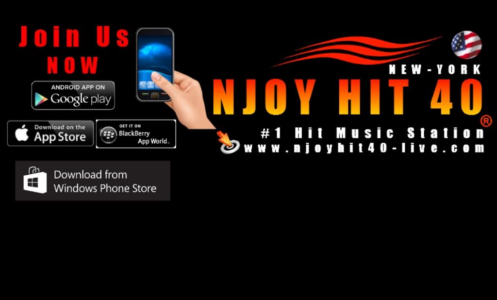 Njoy Hit 40 Europe